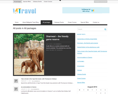 Mallguide Travel Blog